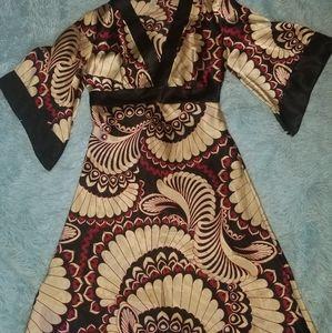 Chesley Kimono Dress